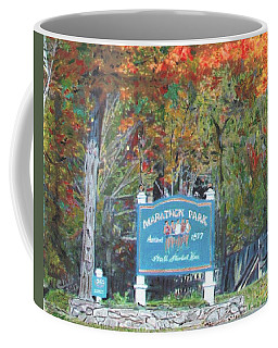 Marathon Park Coffee Mug
