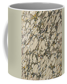 Marble Endpaper Coffee Mug