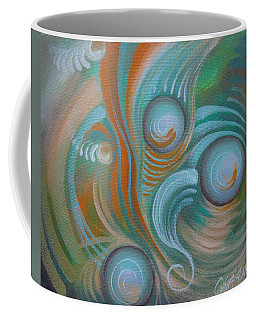 Marble Madness Coffee Mug
