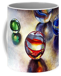 Marbles 2 Coffee Mug