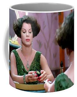Marcia Gay Harden As Verna Bernbaum In The Film Miller S Crossing By Joel And Ethan Coen Coffee Mug