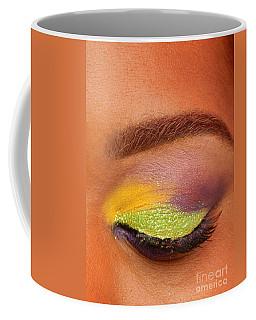 Mardi Gras 2014 Eye See Colors Of Mardi Gras Coffee Mug