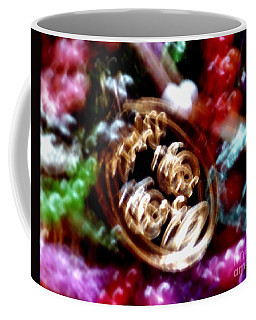 Coffee Mug featuring the photograph New Orleans Mardi Gras Madness In Louisiana by Michael Hoard