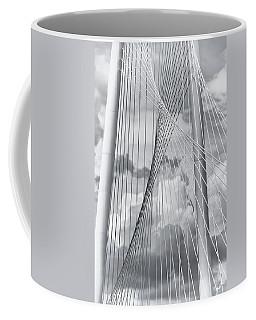 Margaret Hunt Hill Bridge Coffee Mug by Joan Carroll