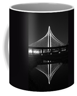 Margaret Hunt Hill Bridge Reflection Coffee Mug
