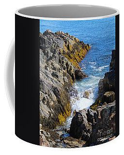 Marginal Way Crevice Coffee Mug