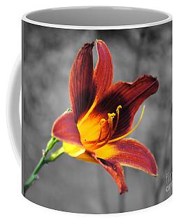 Margo's Lily Coffee Mug