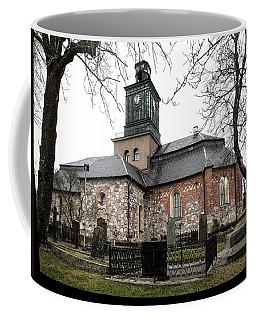 Maria Church Enkoeping From South Leif Sohlman Coffee Mug