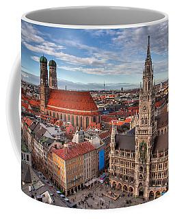 Marienplatz Coffee Mug