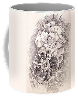Marigolds Coffee Mug