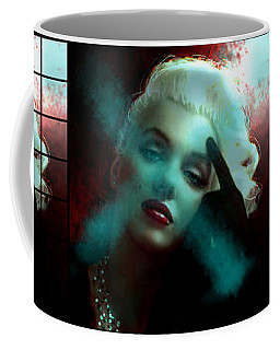 Marilyn 128 Tryp  Coffee Mug