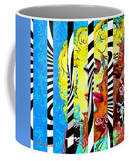 Marilyn 130 B Coffee Mug