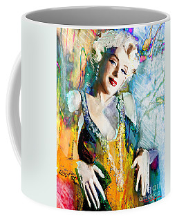 Marilyn Monroe 126 E Coffee Mug