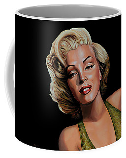 Marilyn Monroe 2 Coffee Mug
