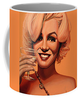 Marilyn Monroe 5 Coffee Mug