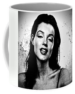 Marilyn Monroe--brunette Coffee Mug