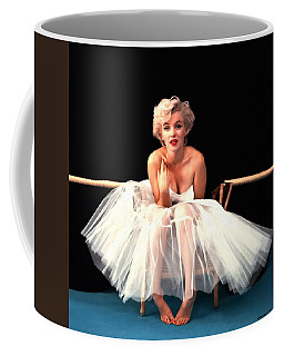 Marilyn Monroe Portrait Coffee Mug