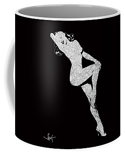 Marilyn Monroe The Lightning Coffee Mug