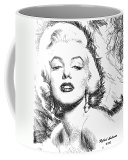 Marilyn Monroe - The One And Only  Coffee Mug