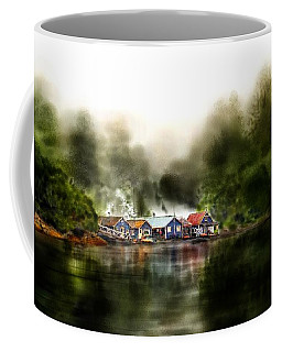 Marina Retreat Coffee Mug