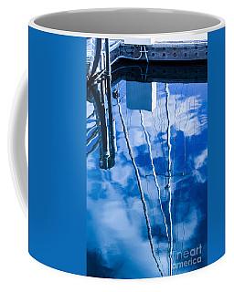 Marina Sail Coffee Mug