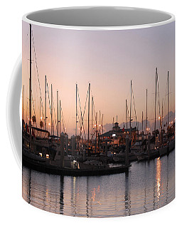 Marina Sunrise 12 Coffee Mug