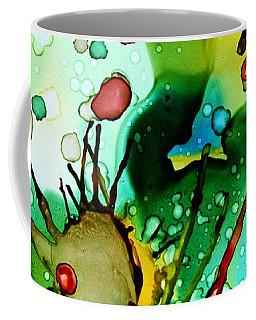 Marine Habitats Coffee Mug
