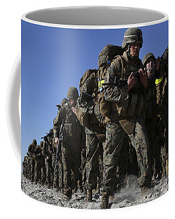 Marines And Sailors Tramp Coffee Mug