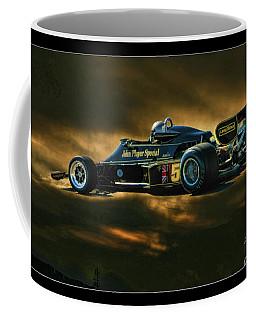 Mario Andretti John Player Special Lotus 79  Coffee Mug