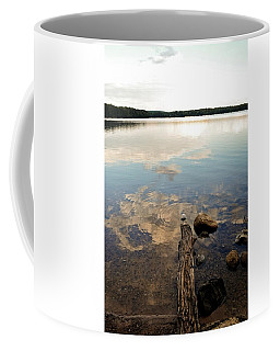 Marion Lake Reflections Coffee Mug