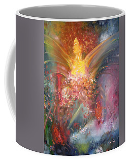 Mariposa Coffee Mug by Julio Lopez
