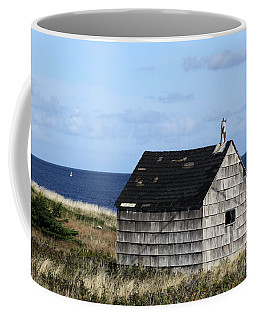 Maritime Cottage Coffee Mug