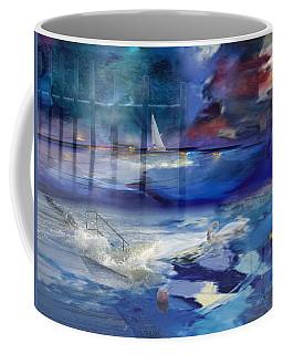 Maritime Fantasy Coffee Mug