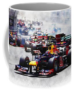 Mark Webber Coffee Mug