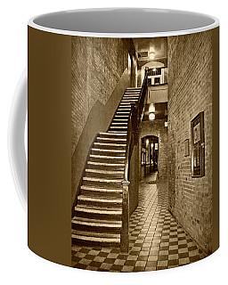 Market Square - Sepia 2 Coffee Mug