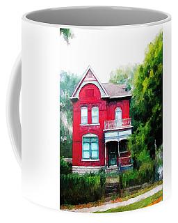 Market Street Coffee Mug by Dave Luebbert