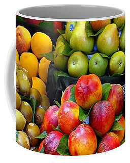 Market Time Coffee Mug
