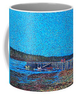 Market Wharf St. Andrews Nb Coffee Mug