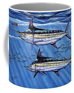 Marlins Twins Coffee Mug