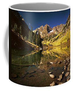 Maroon Bells Coffee Mug