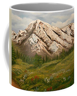 Maroon Trail Splendor Coffee Mug