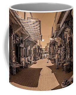 Marrackech Souk At Noon Coffee Mug