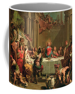 Marriage Feast At Cana Coffee Mug