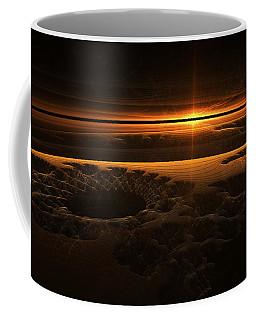 Marscape Coffee Mug
