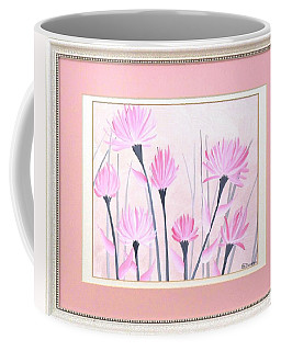 Marsh Flowers Coffee Mug