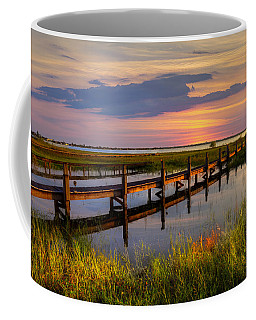 Marsh Harbor Coffee Mug