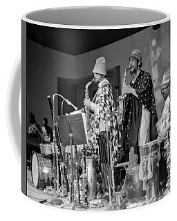 Marshall Allen And Danny Davis Coffee Mug