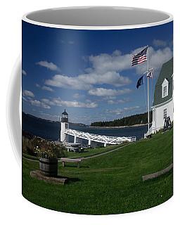 Marshall Point Lighthouse Coffee Mug