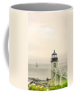 Marshall Point Lighthouse In Maine Coffee Mug