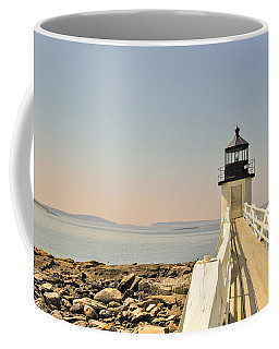 Marshall Point Lighthouse Maine Coffee Mug